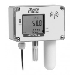 HD 35EDW 1NB… TV Temperature, Humidity and Carbon Dioxide Wireless Data Logger