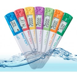 pH-33 Medidor de pH LAQUATwin (Pontos de Calibração Até 5)
