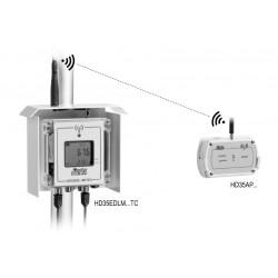 HD 35EDM TC Wireless Data Logger in IP 67 Waterproof Housing