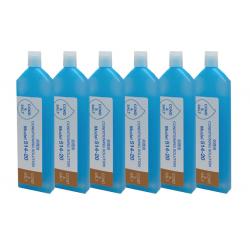 514-20 Soluciones de Tratamiento de Electrodo (para Conductividad y Salinidad) de LAQUA Twin