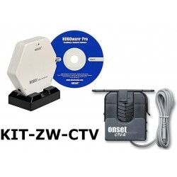 KIT-ZW-CTV Wireless HOBO Logger Kit for AC Current A/h Single Phase""""