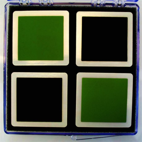 Flat Cell Compatible with NextCell Electrolite (5x5 cm)