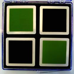 Celda Plana Compatible con NextCell Electrólito (10x10 cm)