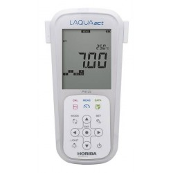 pH120 LAQUAact Handheld Meter for Water Quality