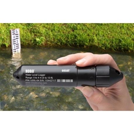 HOBO Water Level (30 ft, 0-4m) Logger U20L-04