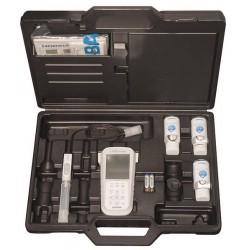 pH120K Kit Medidor Portátil de LAQUAact para la Calidad del Agua