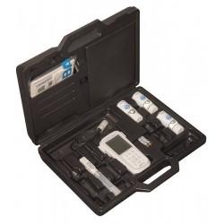pH130K Kit Medidor Portátil de LAQUAact para la Calidad del Agua