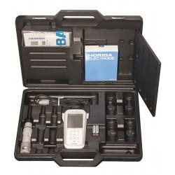 DO110K Kit Medidor Portátil de LAQUAact para la Calidad del Agua