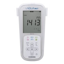 EC110 LAQUAact Handheld Meter for Water Quality