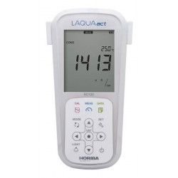 EC120 LAQUAact Handheld Meter for Water Quality