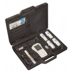 EC110K Kit Medidor Portátil de LAQUAact para la Calidad del Agua