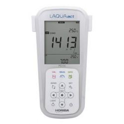 PC110 Medidor Portátil LAQUAact para la Calidad del Agua
