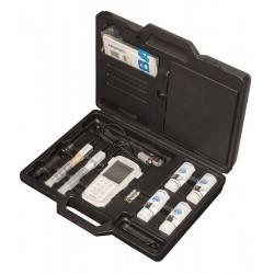 PC110K Kit Medidor Portátil de LAQUAact para la Calidad del Agua