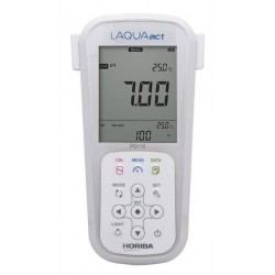PD110 Medidor Portátil LAQUAact para la Calidad del Agua