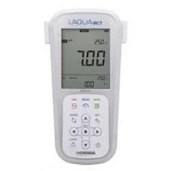 PD110 Medidor Portátil LAQUAact para Qualidade da Água