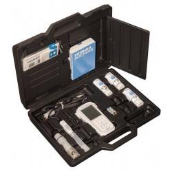 PD110K Kit Medidor Portátil de LAQUAact para la Calidad del Agua