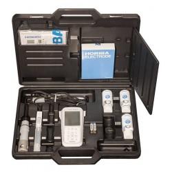 PD110K Kit Medidor Portátil LAQUAact para la Calidad del Agua
