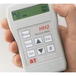 HH2 Medidor de mano de Humedad