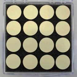 Botão de substrato GDC (25mm)