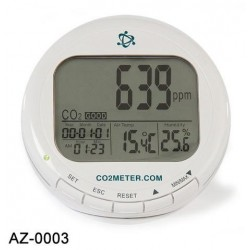 TIM12 escritorio CO2 & RH / T monitor / Data Logger