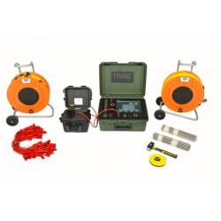 KX612EM72 Kit de Electrodos de muy alta resolución para Ensayos de Tomografía Eléctrica y V.E.S. (72 Canales)