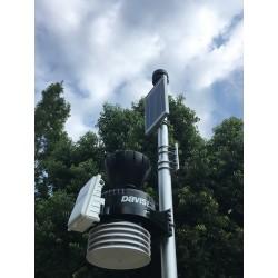 AO-WDC2DVSE Anemómetro por Ultrasonidos para Estaciones Davis