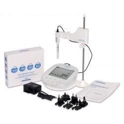 pH1300-S Kit de Medidor LAQUA de Sobremesa para la Calidad del Agua
