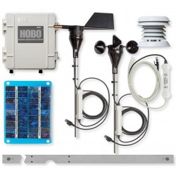 KIT-U30-NRC-SYS-C 10 channel USB Weather Station Kit (with sensors)