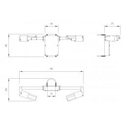 AO-VTF306BE Sensor de Visibilidad