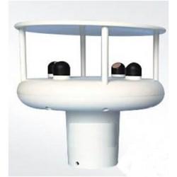 AO-120-03 sensor de viento ultrasónico económico de alta precisión.
