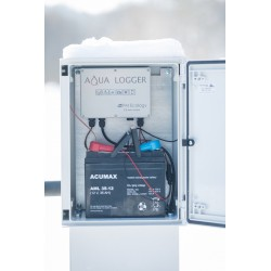 Aqua Logger RDR Sistema de Monitoreo del Nivel de Agua