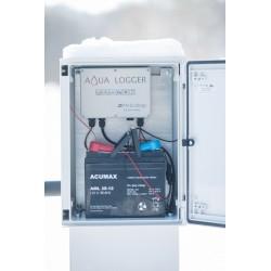 Sistema de Monitoramento de Nível de Água Aqua Logger RDR