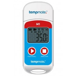 Tempmate-M1 Registrador Temperatura con display & análisis PDF