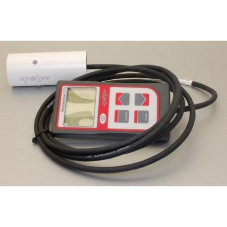 MI-2H0 Temperatura infrarrojo de ángulo ultraestrecho (32° horizontal y 13° vertical)