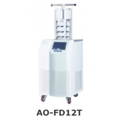AO-BK-FD12T Freeze Dryer (Vertical Type) (Stoppering Chamber) (Freeze Drying Area: 0.09 m2)