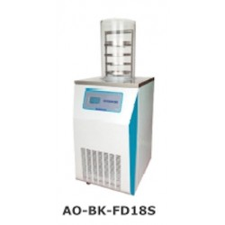 AO-BK-FD18S Freeze Dryer (Vertical Type) (Standard chamber) (Freeze Drying Area: 0.18 m2)