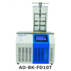 AO-BK-FD10T Freeze Dryer (Table Top Type) (Stoppering Chamber) (Freeze Drying Area: 0.09 m2)