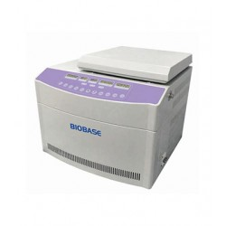 AO-BKC-TH24R Centrifugadora Refrigerada Alta Velocidade (Velocidade Máx: 24000rpm/RCF Max: 40217xg/Capacidade Máx: 300mlx4)