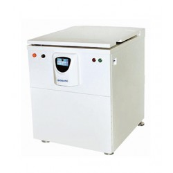 AO-BKC-VL6RL Centrifugadora Refrigerada Gran Capacidad y Baja Velocidad (Capacidad Máx: 6x1000ml /Velocidad Máx: 6000rpm)