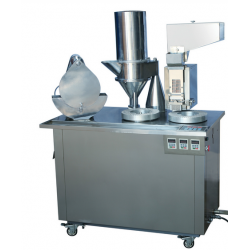 AO-BK-JTJA Semi-Automatic Capsule Filling Machine
