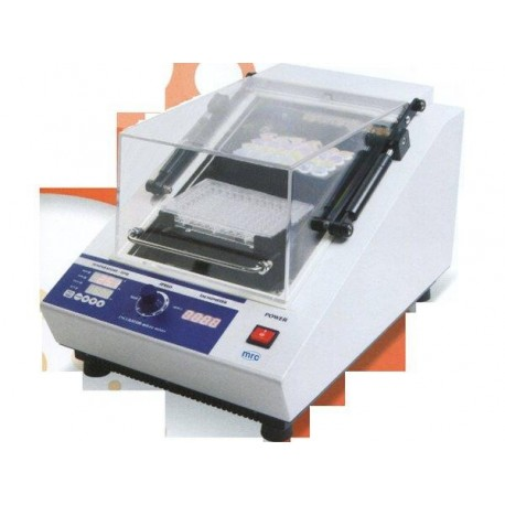 SI-20 Incubadora mezclador de tubo con 2 micro placa 2000 rpm