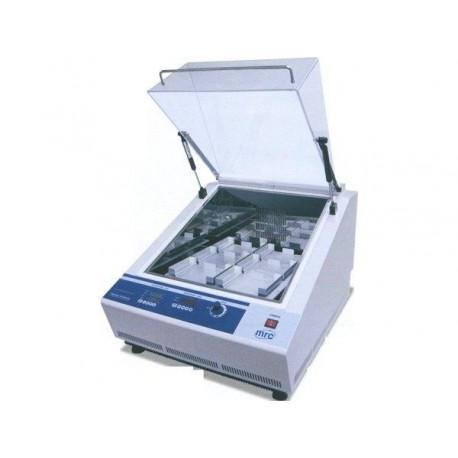 TOU-H20 Incubadora mezclador de tubo con 6 micro placa 2000rp