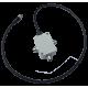 El adaptador de expansión del sensor conecta múltiples sensores a un solo puerto.
