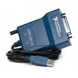 GPIB-USB-HS+ USB to GPIB (IEEE-488) National Instruments Interface Cable