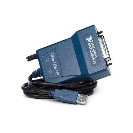 GPIB-USB-HS+ Cable Interfaz National Instruments USB to GPIB (IEEE-488)
