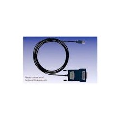 USB to GPIB (IEEE-488) Cable Interfaz National Instruments