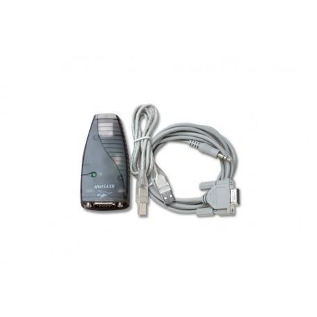 ADAPT-SER-USB Cable de Interfaz USB