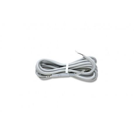CABLE-2.5-ESTEREO Cable Adaptador de Entrada para Voltajes de 0 a 2,5 VDC