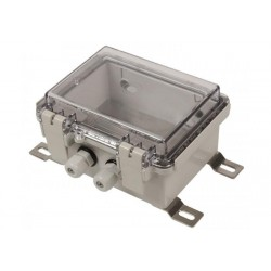 CASE-4X-2 Protective Enclosure for Thermocouple Loggers