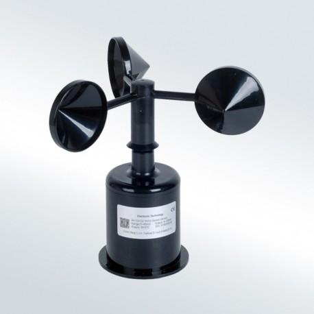 AO-100-02 Sensor de velocidad del viento (Anemómetro)